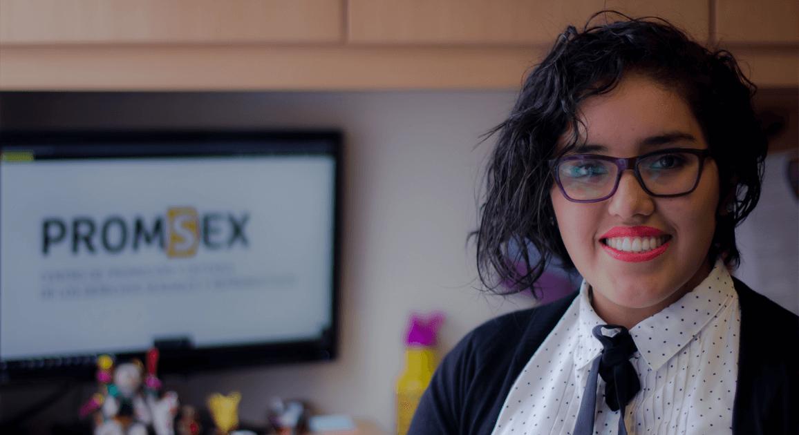 Brenda Alvarez - Coordinadora del Área Legal en Promsex