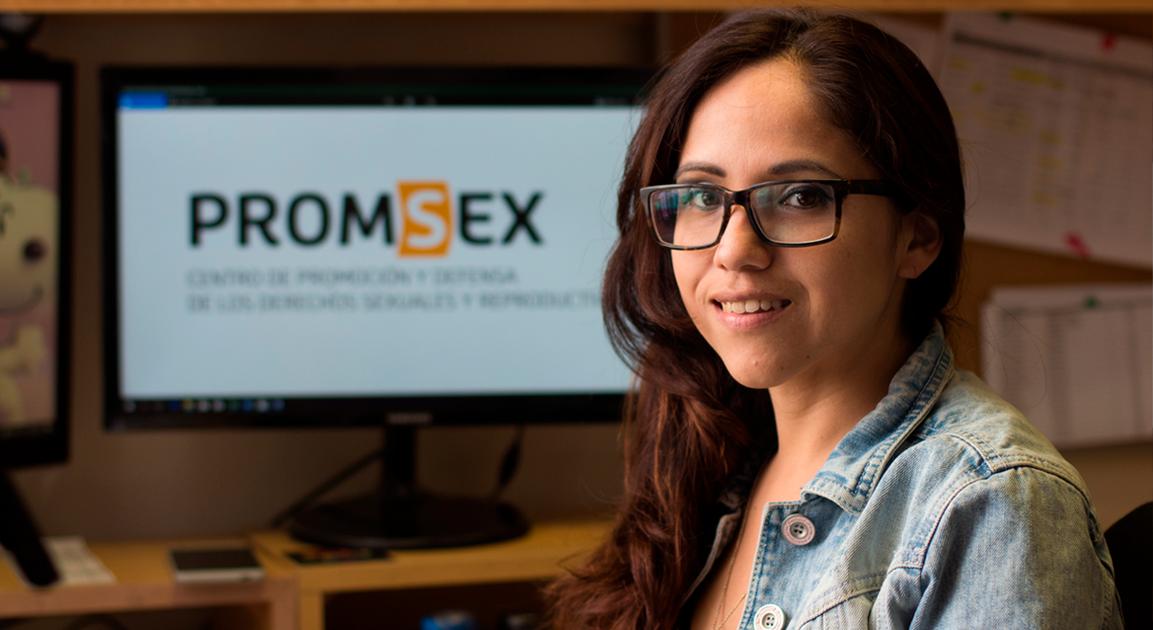 Claudia Torres - Asistente de Control de Presupuesto en Promsex