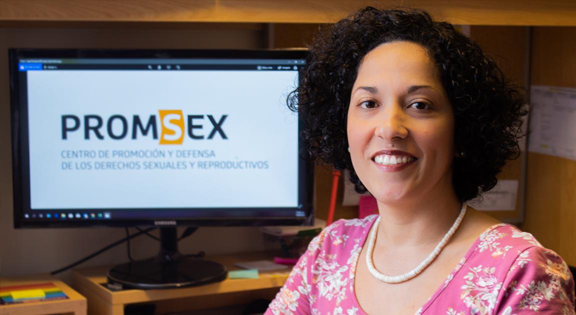 Ana María Aguirre - Asistente de Fortalecimiento de Capacidades en Promsex
