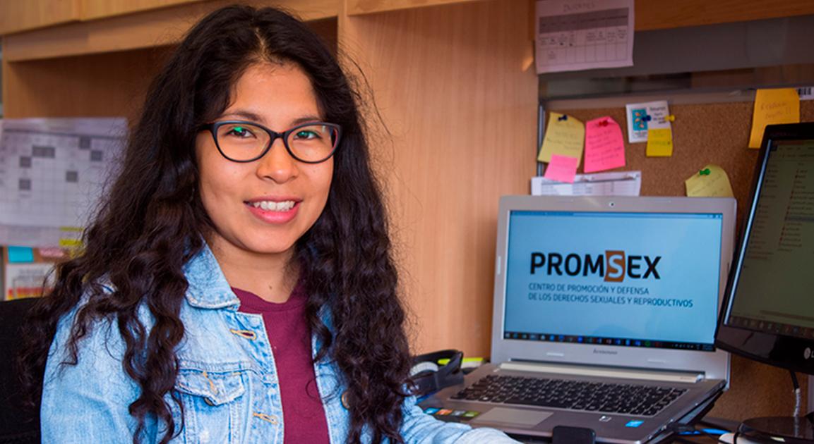 Tiffany Jiménez - Asistente de Proyectos en Promsex