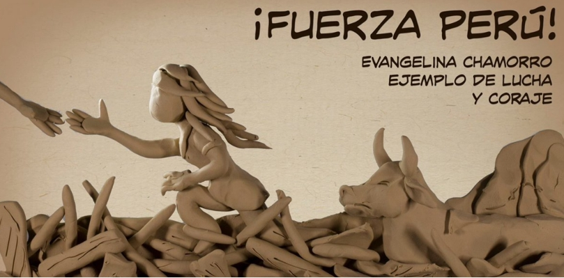 Imagen: obra del artista colombiano Edgar Humberto Alvarez