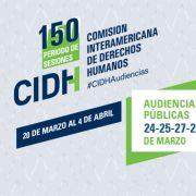Foto tomada del facebook de la CIDH https://www.facebook.com/CIDH.OEA