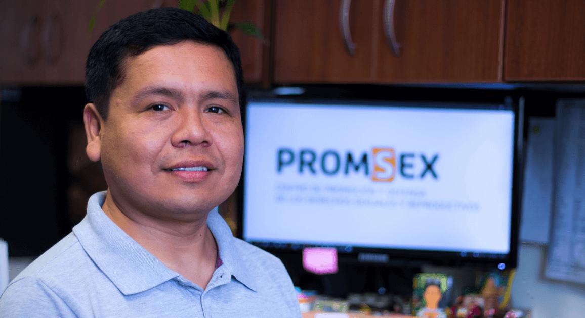 Jorge Apolaya - Asesor de comunicaciones en Promsex