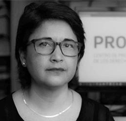Rossina Guerrero - Directora de Incidencia Política en Promsex