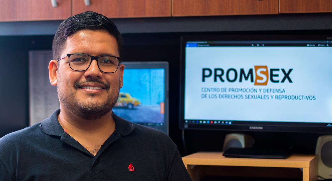 Luis Yañez - Asesor de Comunicaciones en Promsex