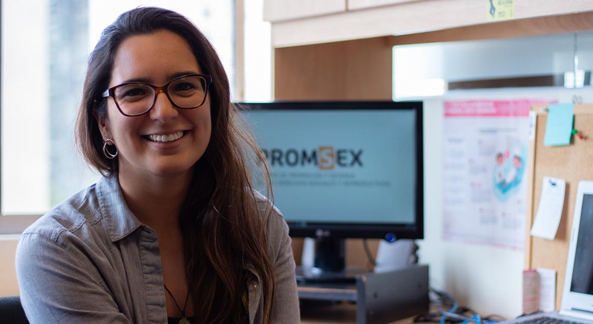 Macarena Gonzalez - Asesora de Fortalecimiento de Capacidades en Promsex