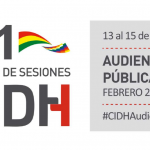 Violencia escolar contra niñes y adolescentes LGBTI de Perú será expuesta en audiencia temática de la CIDH