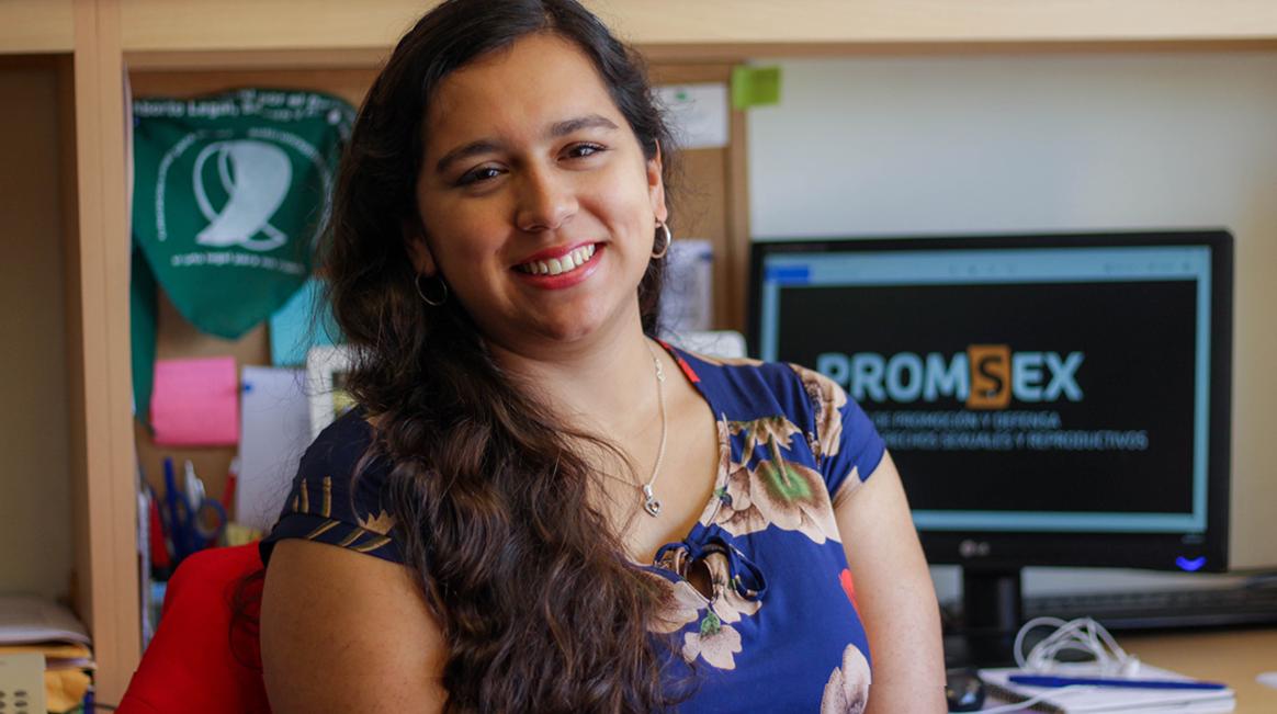 Claudia Castro - Asesora de Litigio Estratégico en Promsex