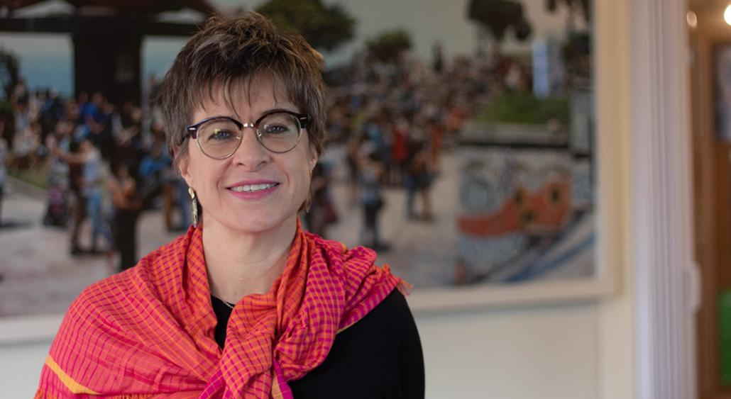 Jennie Dador - Presidenta del Consejo Directivo de PROMSEX