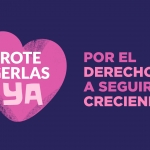 #ProtegerlasYa: conoce la campaña latinoamericana que propone lineamientos para la atención de niñas embarazadas