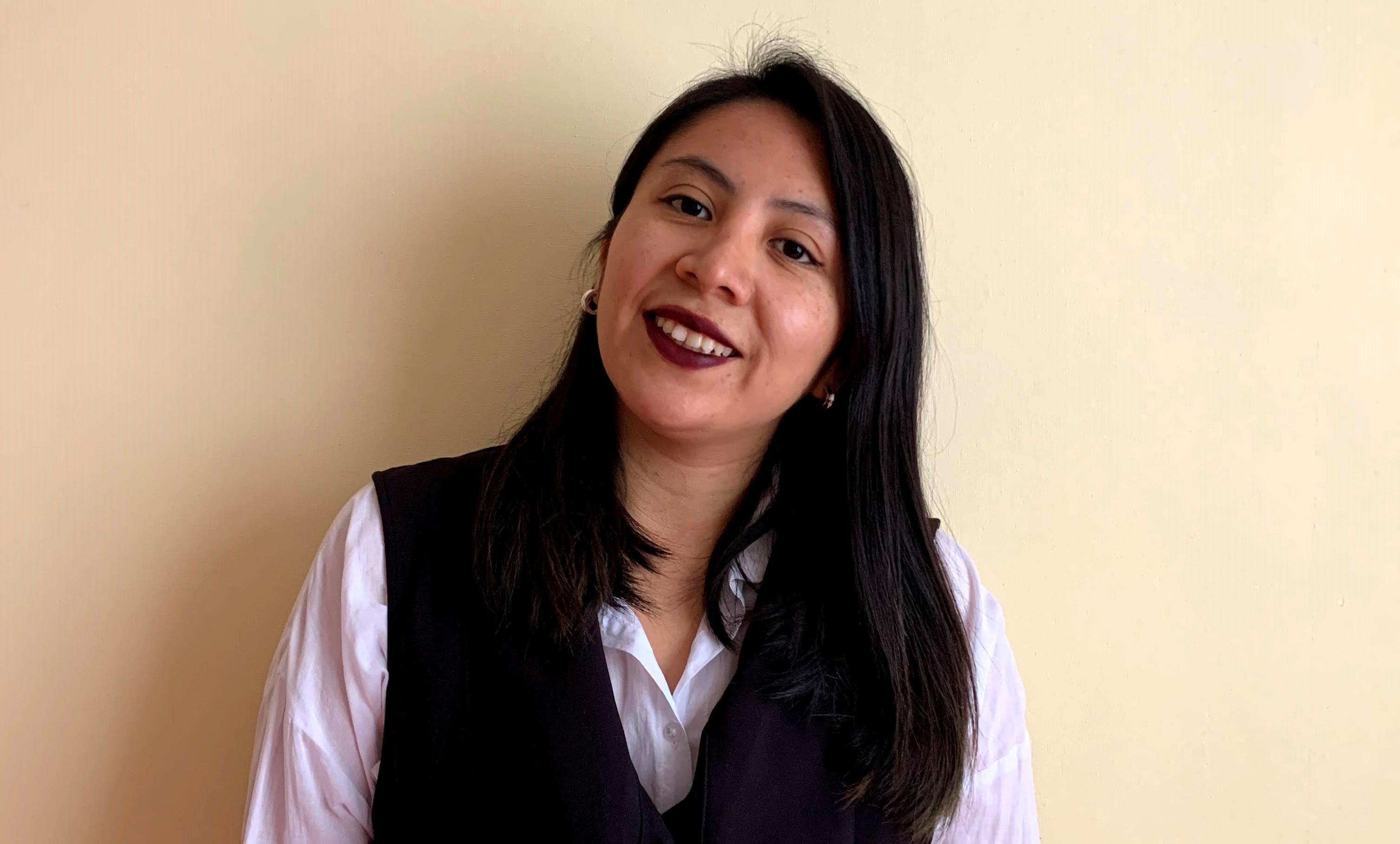 Priscilla Pecho – Asesora de Fortalecimiento de Capacidades