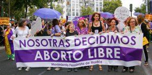 Un estudio muestra las dificultades para abortar en los países desarrollados