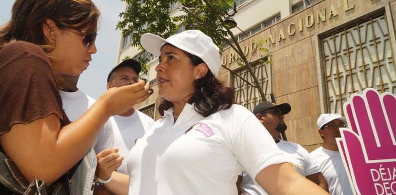 Foto: www.fb.com/dejaladecidir